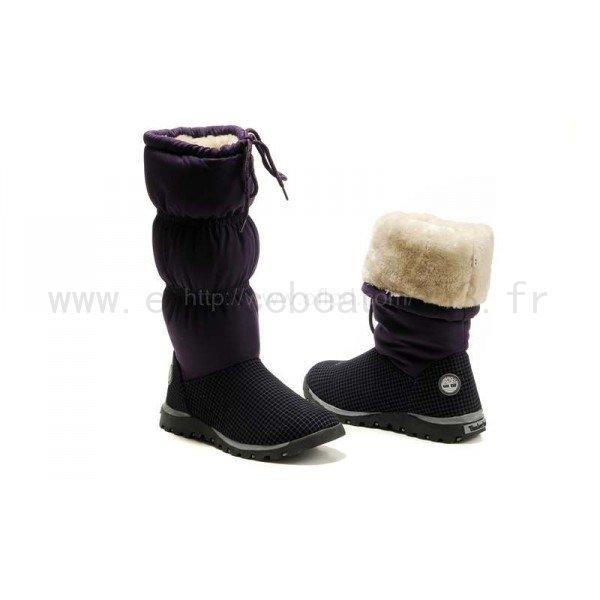 bottes de neige femme intersport