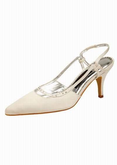 Chaussures mariage ivoire - Chaussures de danse de salon pas cher ...