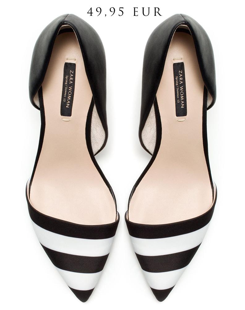 chaussure femme zara 2014. Black Bedroom Furniture Sets. Home Design Ideas